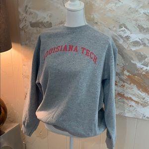 Tops - Louisiana Tech sweatshirt